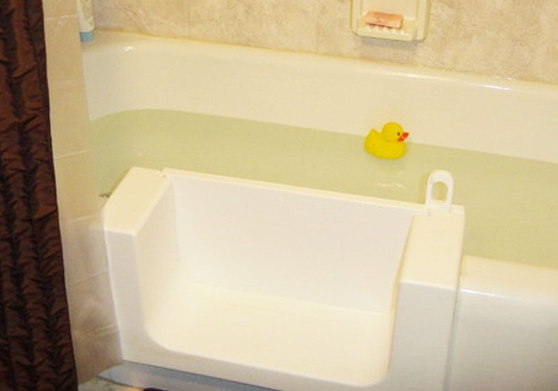 Walk-in bathtubs